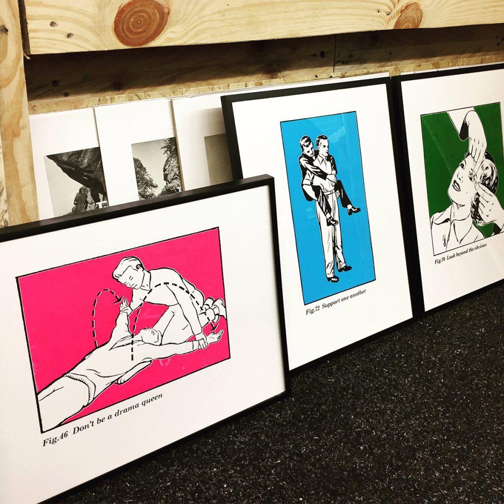 Prints by SANS Studio